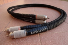 Cut Loose Audio Supreme interconnects