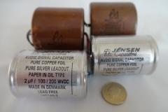 Jenson Capacitors