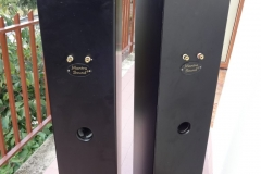 Mantrasound Naturelle speakers rear