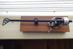 Gold Note Turntable arm 1