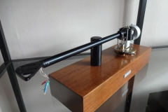Gold Note Turntable arm 3