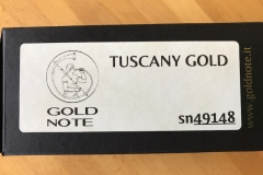 Tuscan Gold Cartridge 1