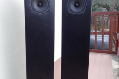 Mantrasound Naturelle speakers front