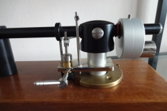 Gold Note Turntable arm 6