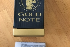 Tuscan Gold Cartridge 2